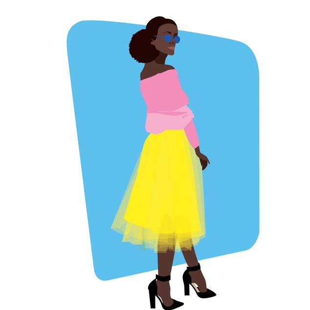 Fashion Sketch 3
