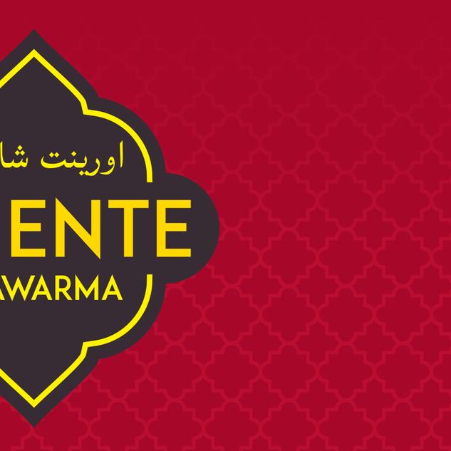 Logo: ORIENTE SHAWARMA