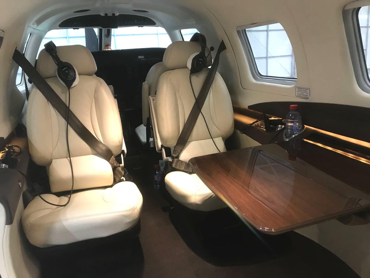 Заказать самолет Piper M350