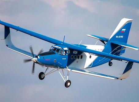 Новый легкомоторный самолёт ТВС-2ДТС заменит АН-2