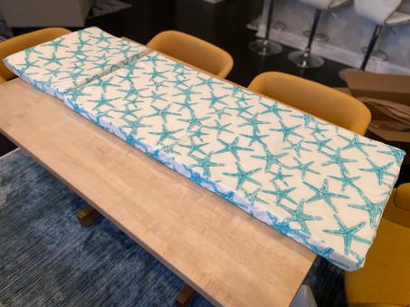 Starfish outdoor cushions