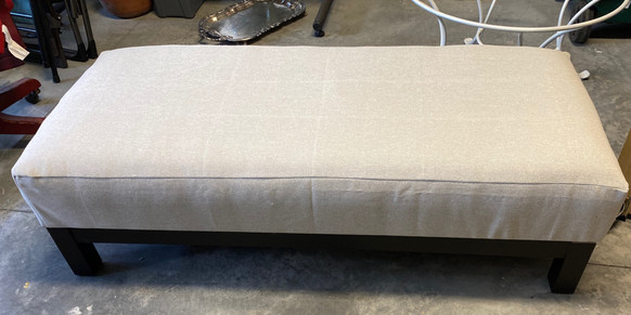 Interior bench