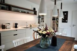 Koch- und Sitzpplatz