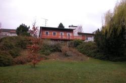 Bestandsgebäude vor der Sanierung