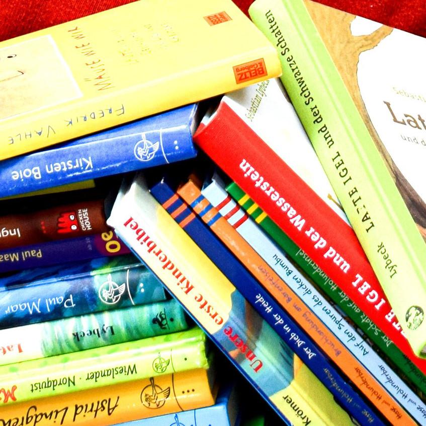 Kinderbücher für Schöngeister