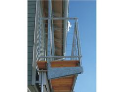 Balkon Haus Lellwangen