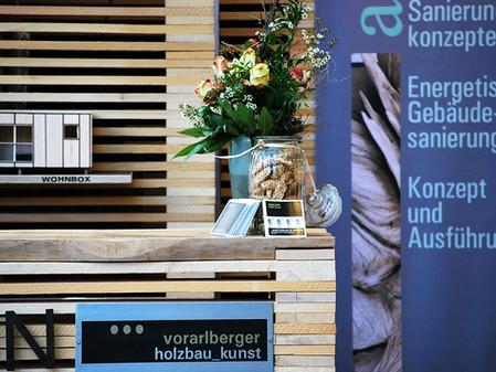 Sägezähne in freier Wildbahn!  Messe hausplus in Ravensburg