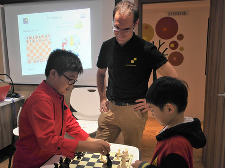 Growing the Brain With Chess