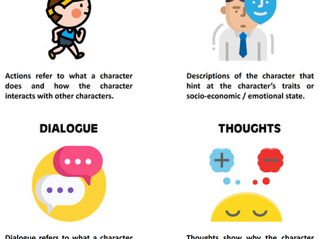 GEP English Enrichment - Character Analysis