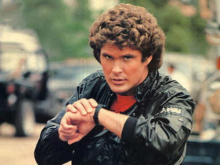 How to be Knight Rider (or Creating Coding Curriculum)