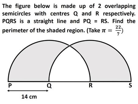PSLE Mathematics - Area & Perimeter Part 2