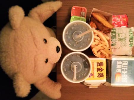 Maths-up before your next McDonald's visit (part 3)