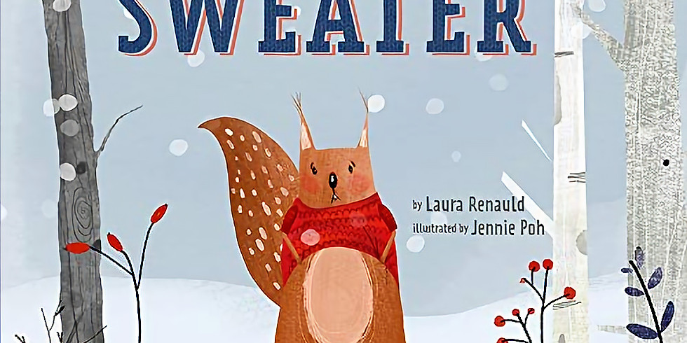 Author Signing + Read-Aloud with Laura Renauld