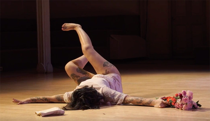 """the sky beneath my feet"", Danspace Project2019"