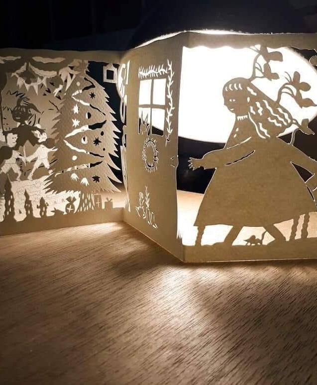 紙雕設計師 李恩