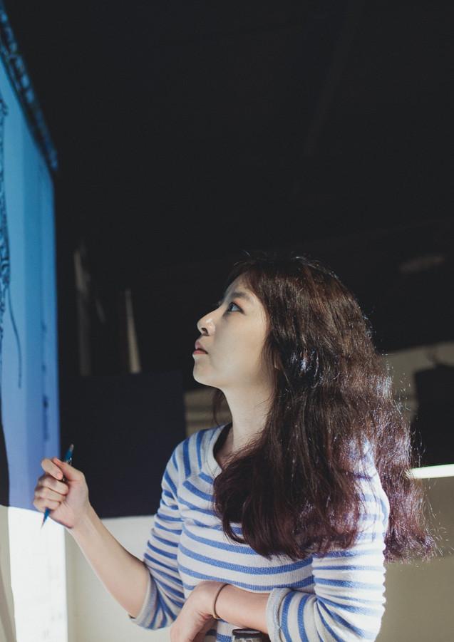 插畫立體書設計師 鄭星慧 Star Cheng