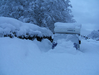 Préparez votre sortie en hiver