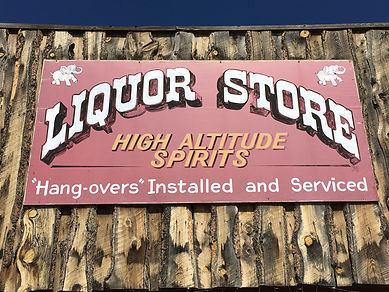 Liquor Store - High Altitude Spirits in South Pak, CO