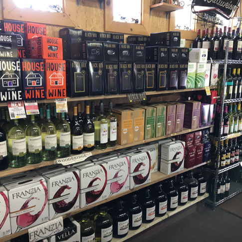 Even in the End Liquors