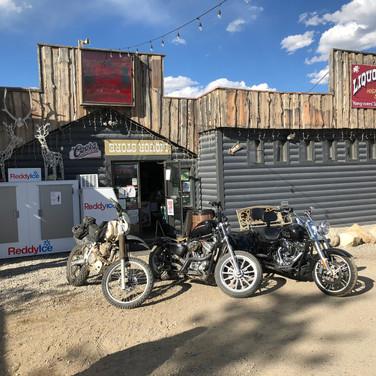 Biker Friendly Liquor Store