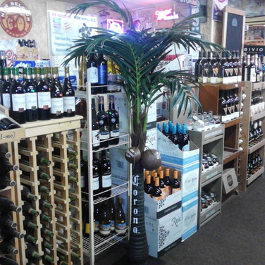 Even in the End Liquors - Wine Selection
