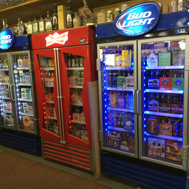 Cold Beer Selection