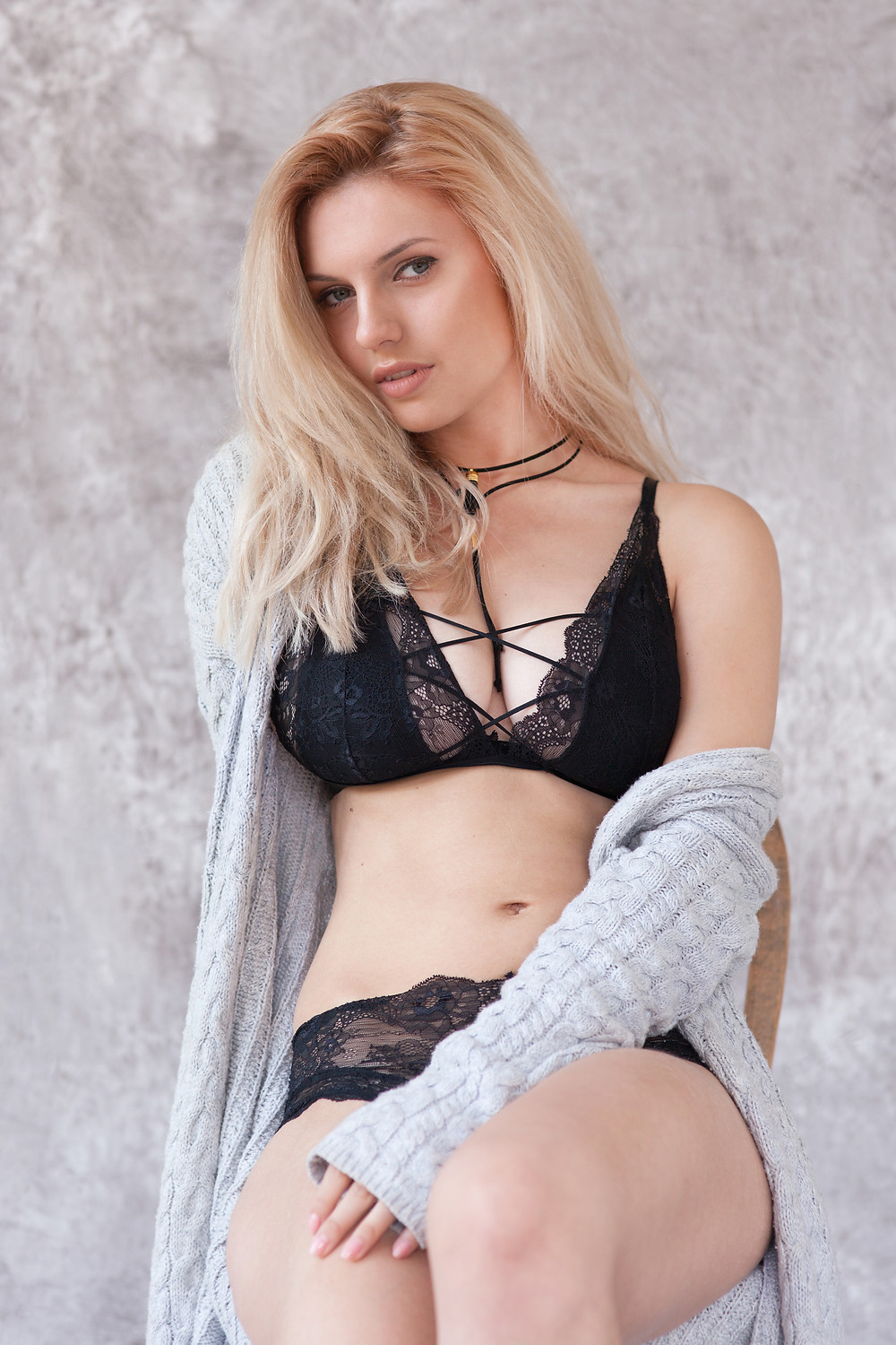 Our Maia Bralet and Panties