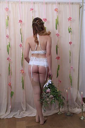 Rosabel Suspender Belt