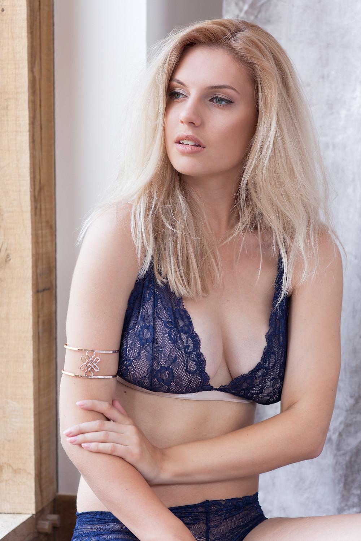 Harper Bralet and Panties