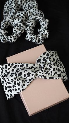 Dalmatian Wrap Headband
