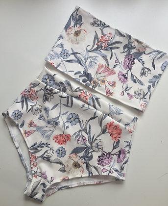 Blossom Bandeau Bikini Top