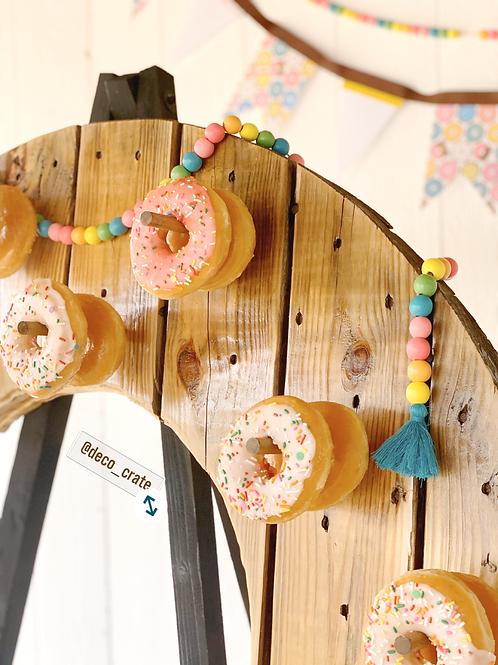 Donut you know....