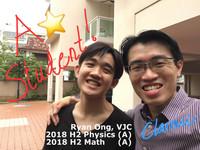 Ryan Ong-VJC-Physics(A) Math(A)
