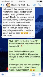 Testimonial- Natalie Ng RI H2 math phy.p
