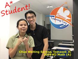 Weiting Chua-TJC-Math(A)