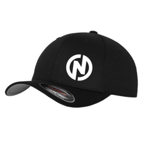 N4MBA Flexfit Fitted Baseball Cap