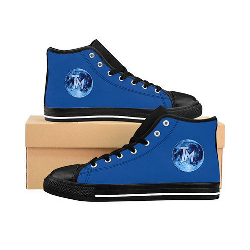 Tactilemoon Lady High-top Sneakers