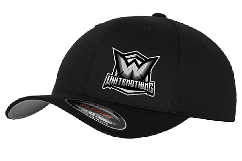 Whitenothing Flexfit Fitted Baseball Cap