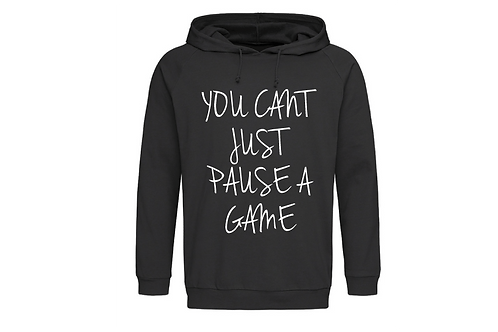 You cant just  V2 Hoodie