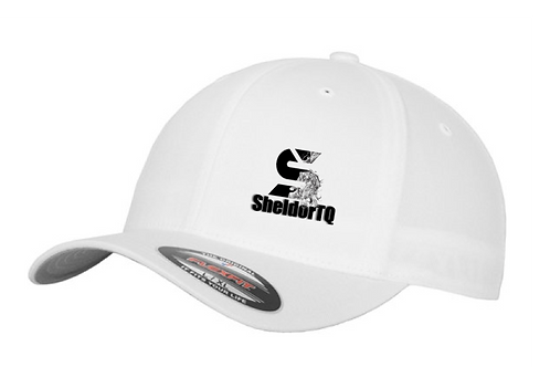 Sheldortq Flexfit Fitted Baseball Cap