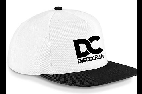 Discocrew Original Flat Peak Snap Back B660