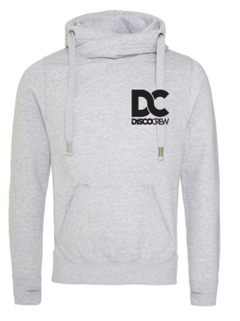 Discocrew Cross Neck Hoodie