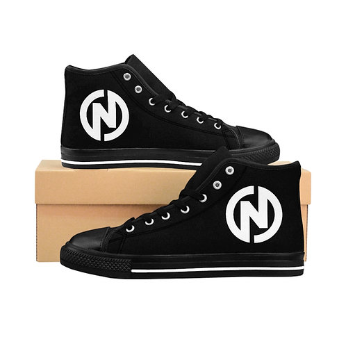 N4MBA Men's High-top Sneakers