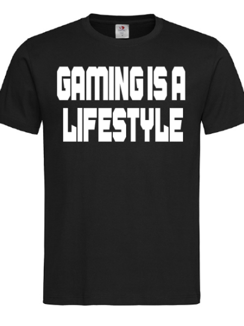 Gaming is a lifestyle