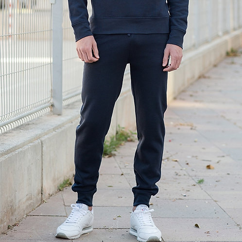 Men's Slim Fit Cuffed Jogger