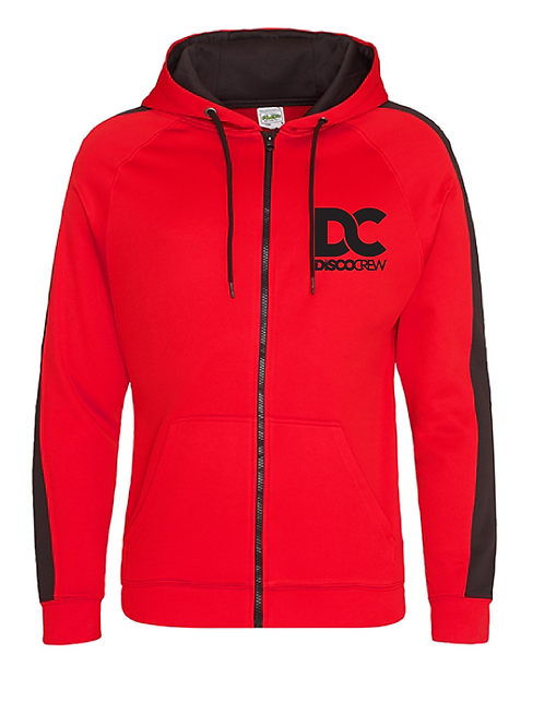 Discocrew Sports Polyester Zoodie
