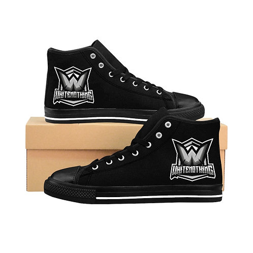 Whitenothing Lady High-top Sneakers