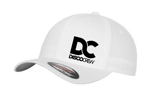 Discocrew Flexfit Fitted Baseball Cap