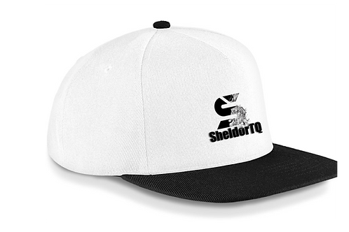 Sheldortq Original Flat Peak Snap Back B660