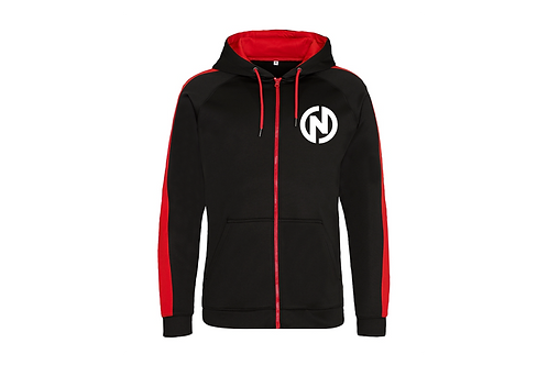 N4MBA Sports Polyester Zoodie
